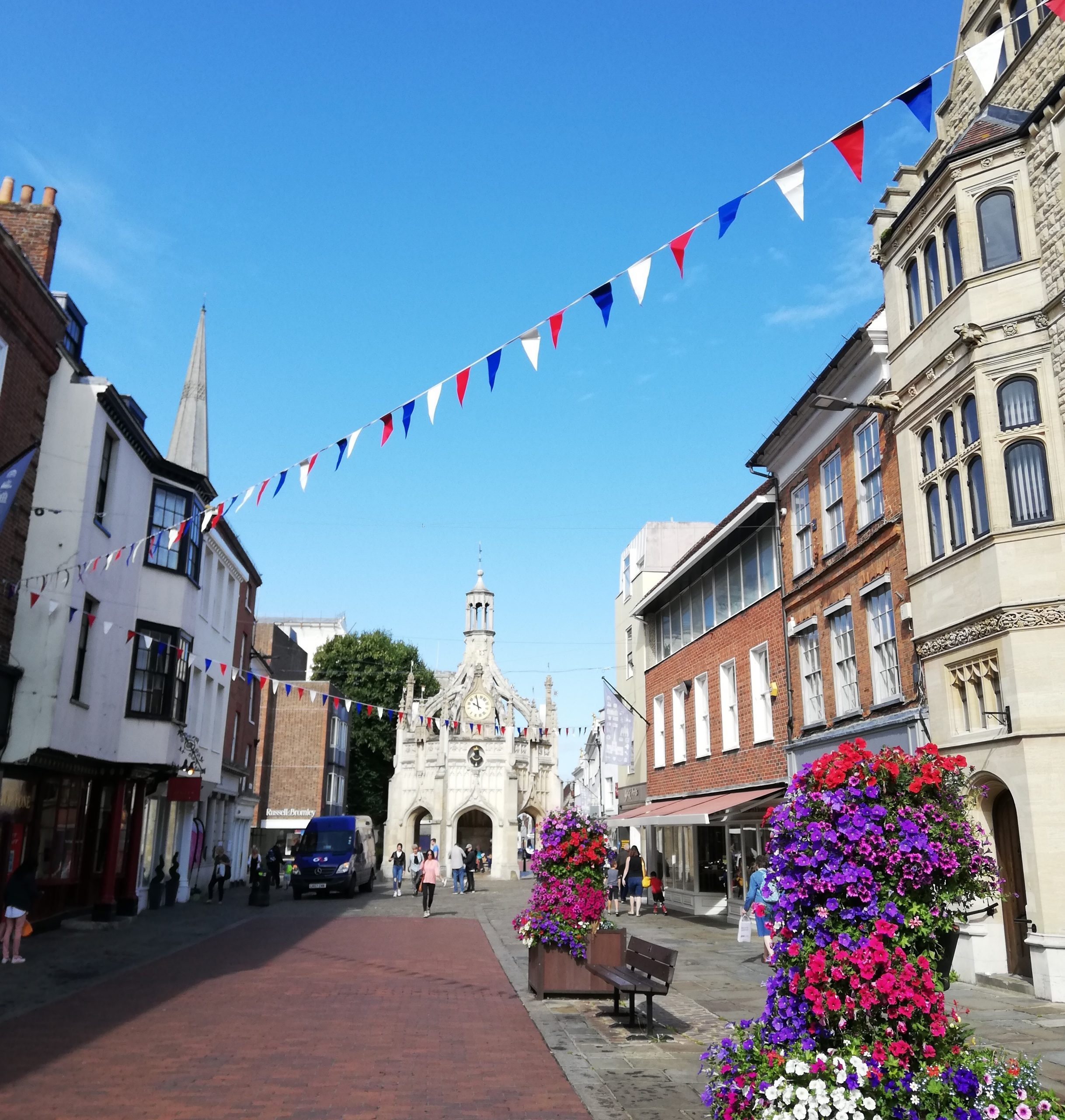 East Street in Chichester