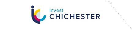 Invest Chichester logo