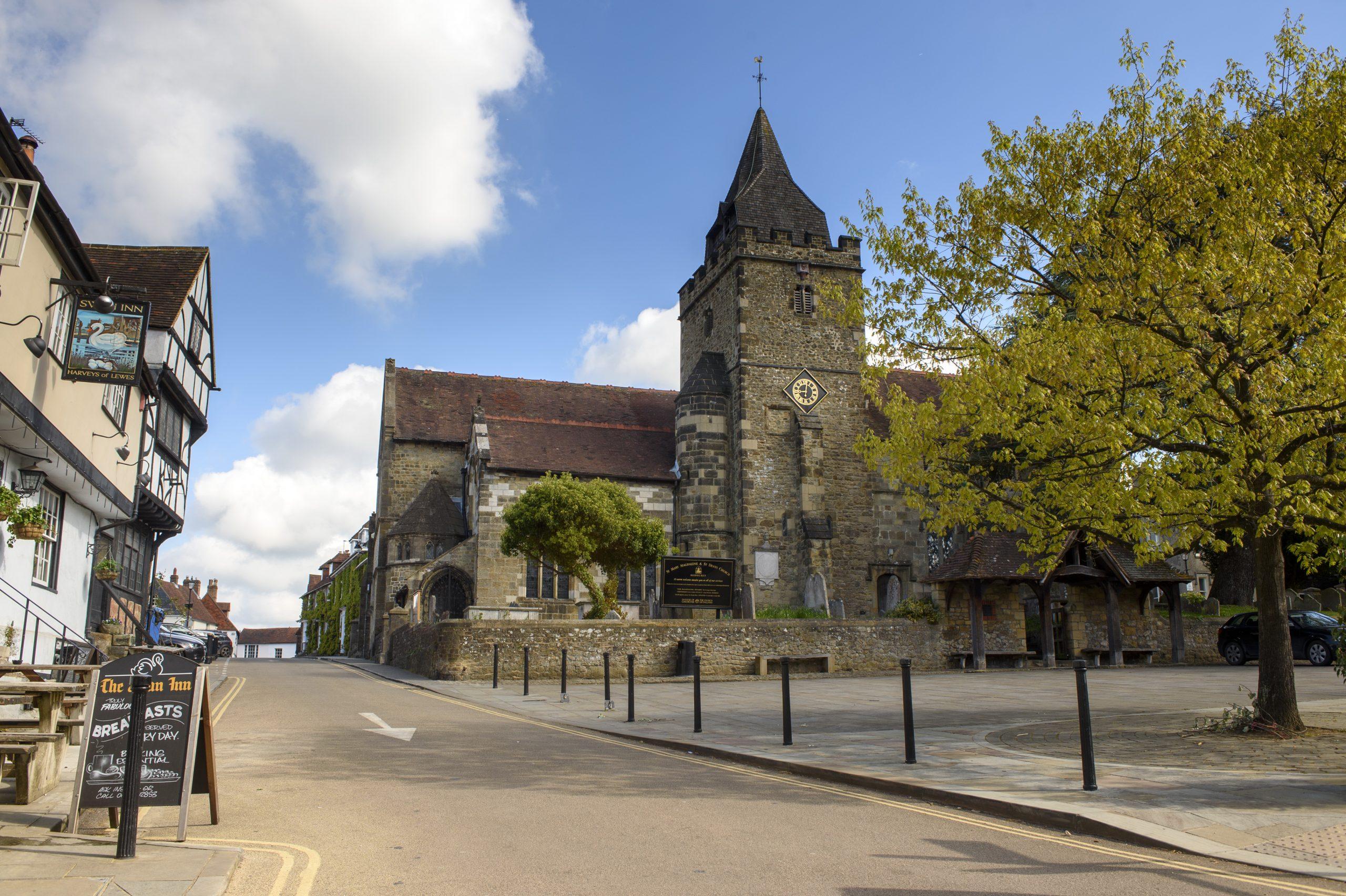 Midhurst church