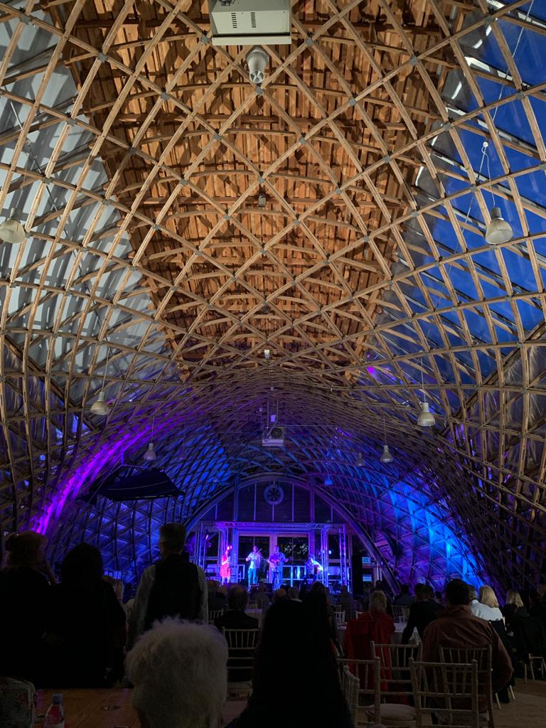 Weald And Downland Gridshell Event